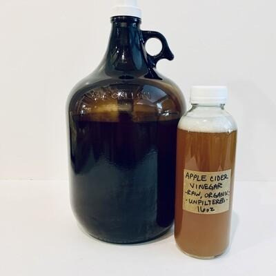 Apple Cider Vinegar, Raw / Organic