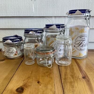 Bale Wire Jars