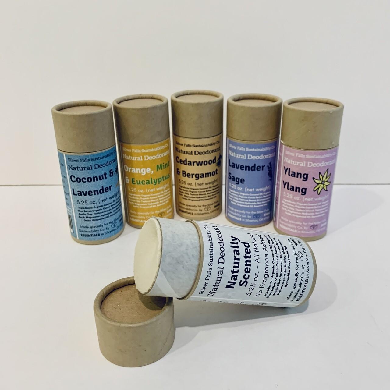 Deodorant - Silver Falls Sustainability Co.
