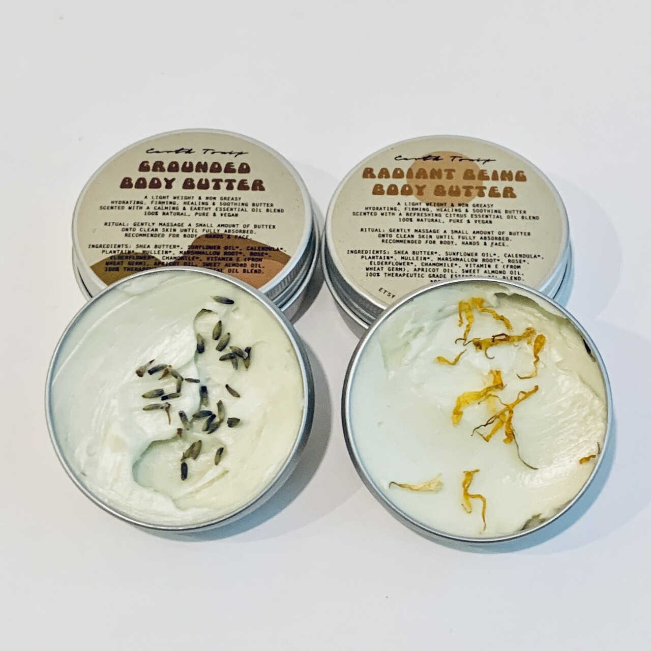 Body Butter - Earth Tonix