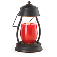 Airome Warmer Candle Oil Rubbed Bronze HLORB