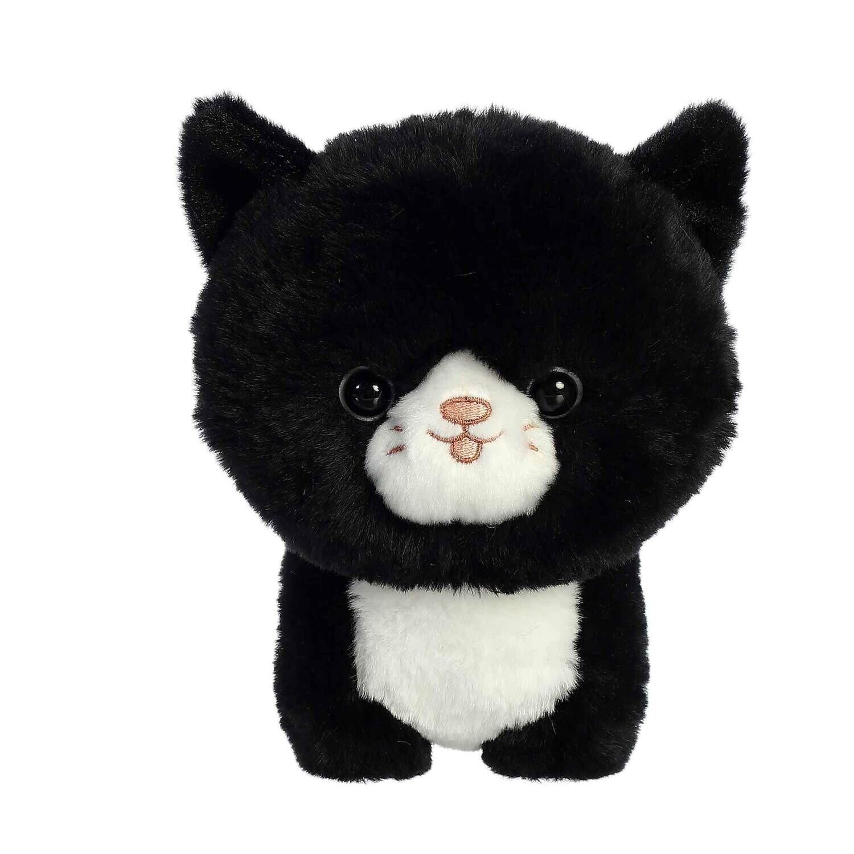 Aurora Teddy Pets Tuxedo Cat 02563