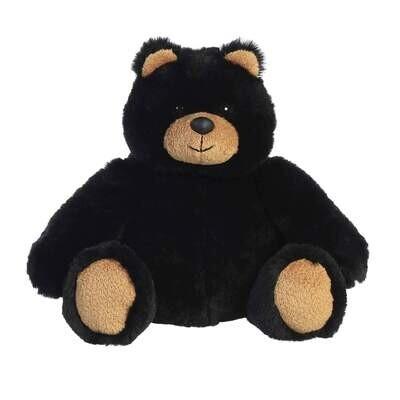 Aurora Bear Bronson Black Bear 01798