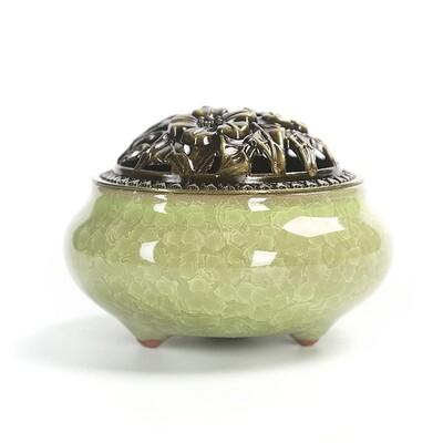 Beads IB Ceramic Green