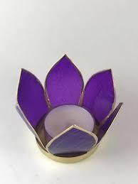 Benjamin Capiz Shell Purple