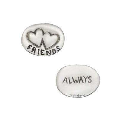 Chelsea Token  0048- Friends Heart