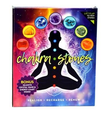 FG 7 Chakra Stone Kit