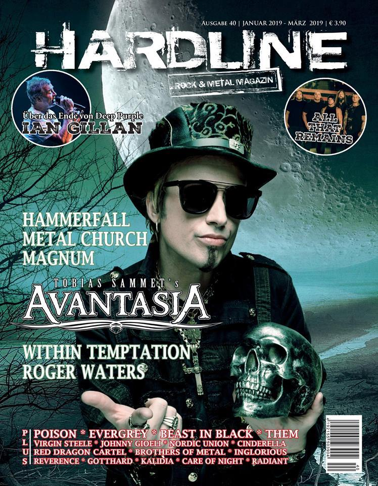 Hardline Magazin Ausgabe 40 0000000