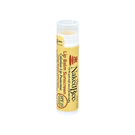 Naked Bee Zink Spf Lip Balm - Toll Booth Saddle Shop