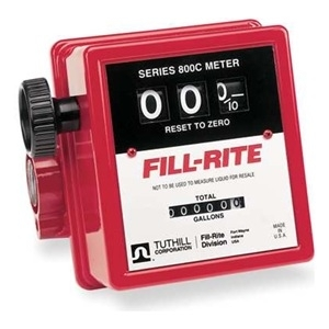 Fill-Rite 807C1 Mechanical Meter