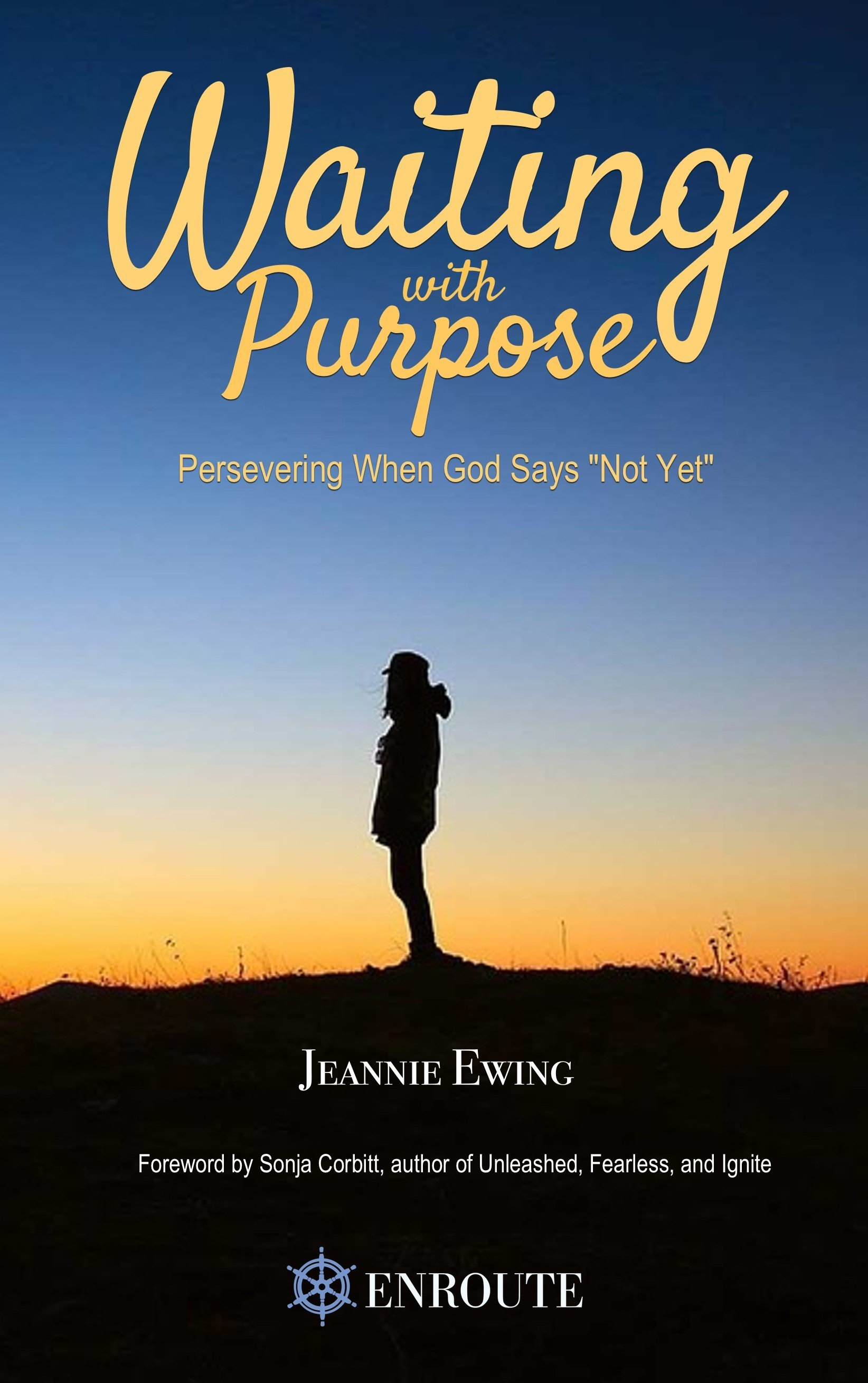"""Waiting With Purpose: Persevering When God Says """"Not Yet"""" - Paperback 0000004"""
