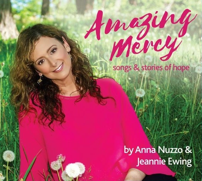 Amazing Mercy CD cover