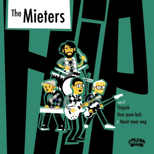EP The Mieters - Hip 1006