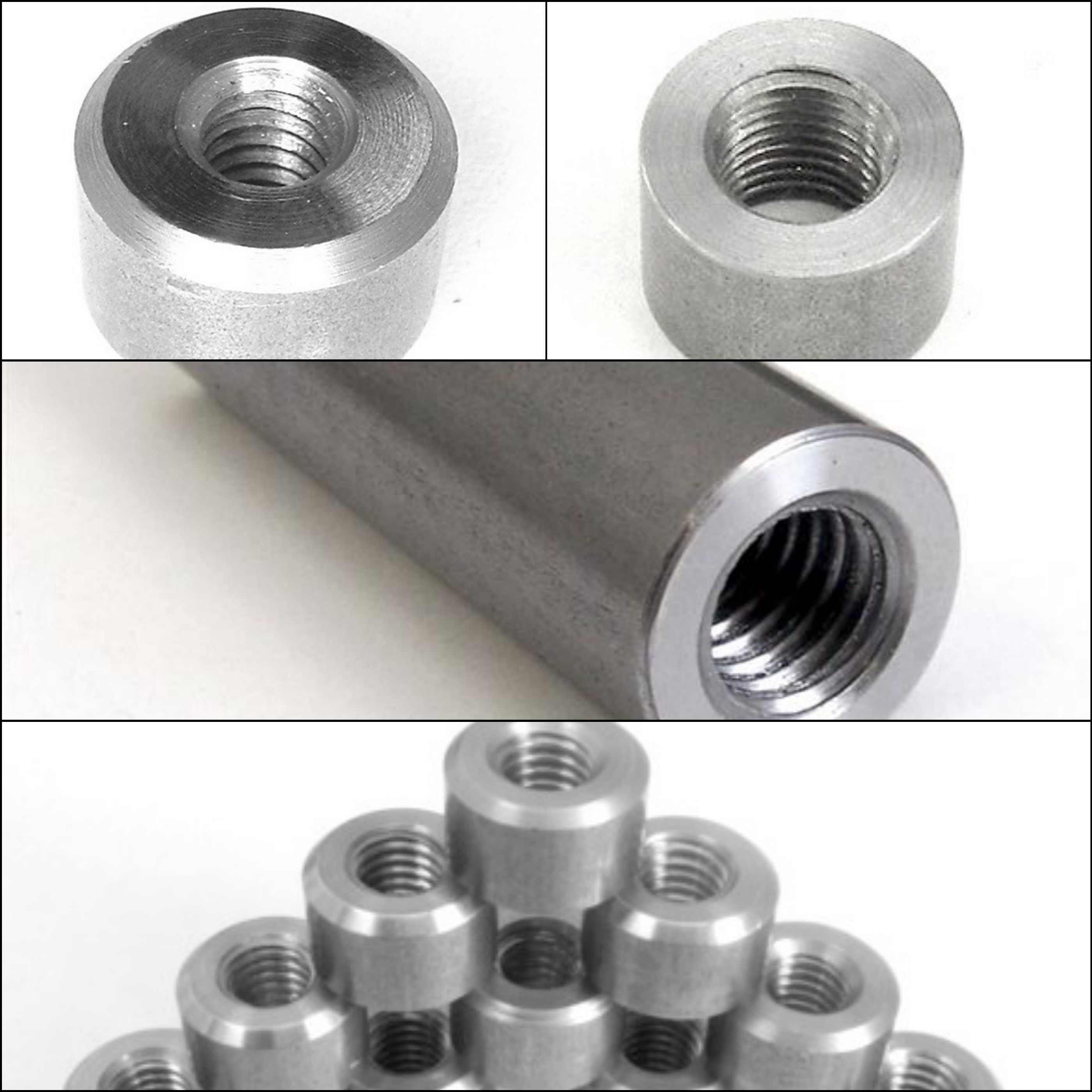 Threaded Tubes  U2013 Welder Series Inc   U2013 Problem Solving Hot Rod Chassis Parts For 40 Years