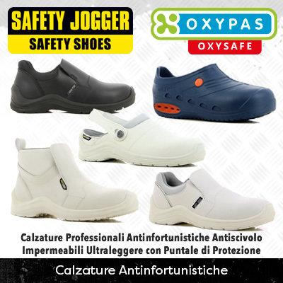 Scarpe Antinfortunistiche da Lavoro OXYPAS JOGGER