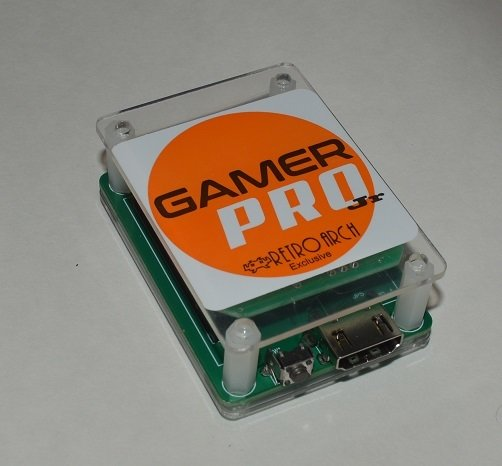 Gamer-Pro jr RA exclusive 0001-02-1000