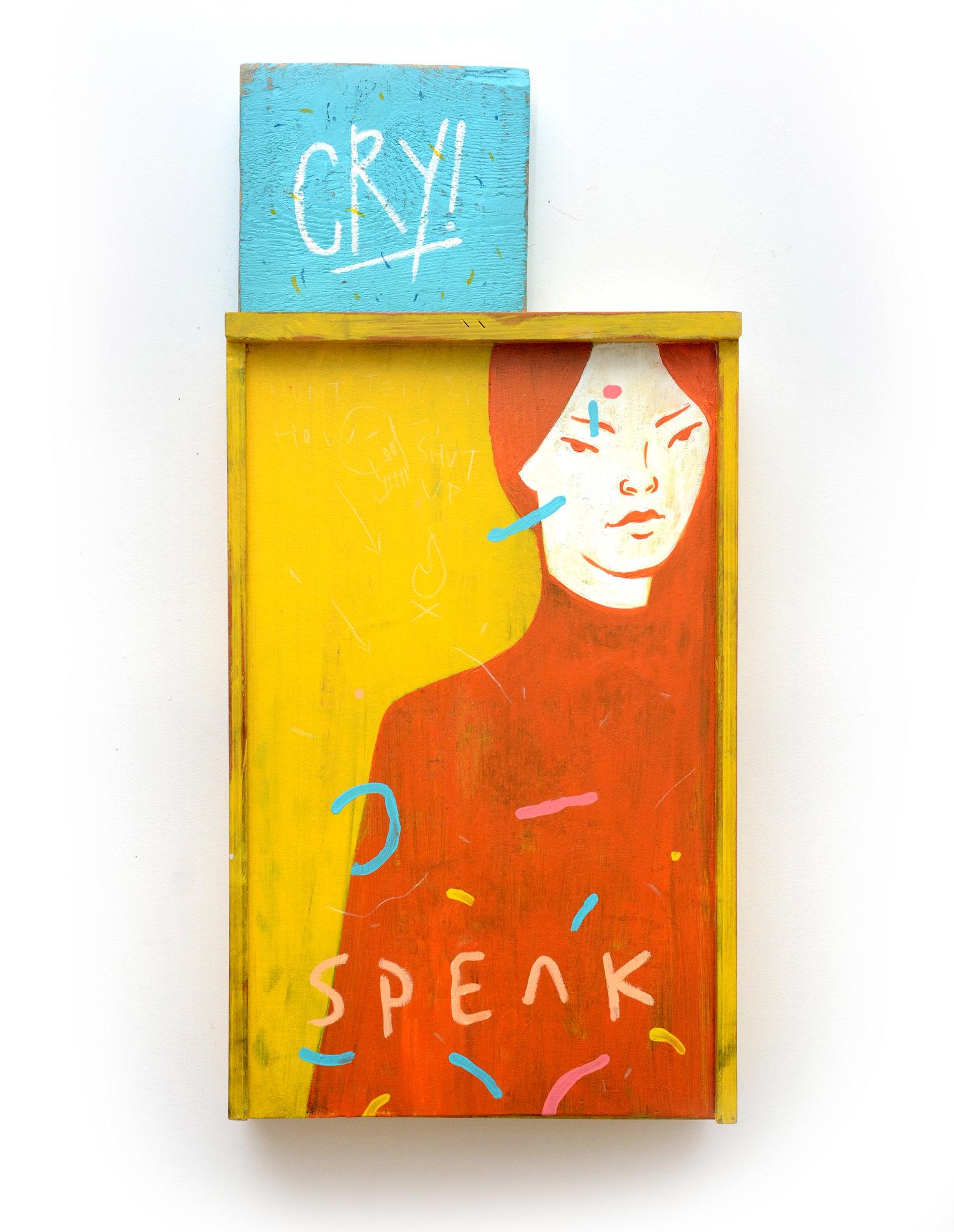 """UNTAY Original """" Cry.Speak"""" 00002"""