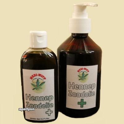 Hemp Seed Oil+ (THC-CBD), 100 ml