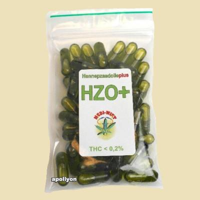 Hemp Seed Oil + Capsules. KesäALE -10 %.