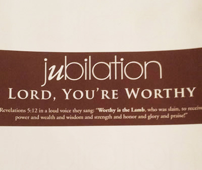 Lord You're Worthy