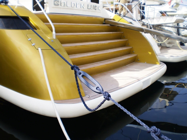 Muelle de amarre 118B