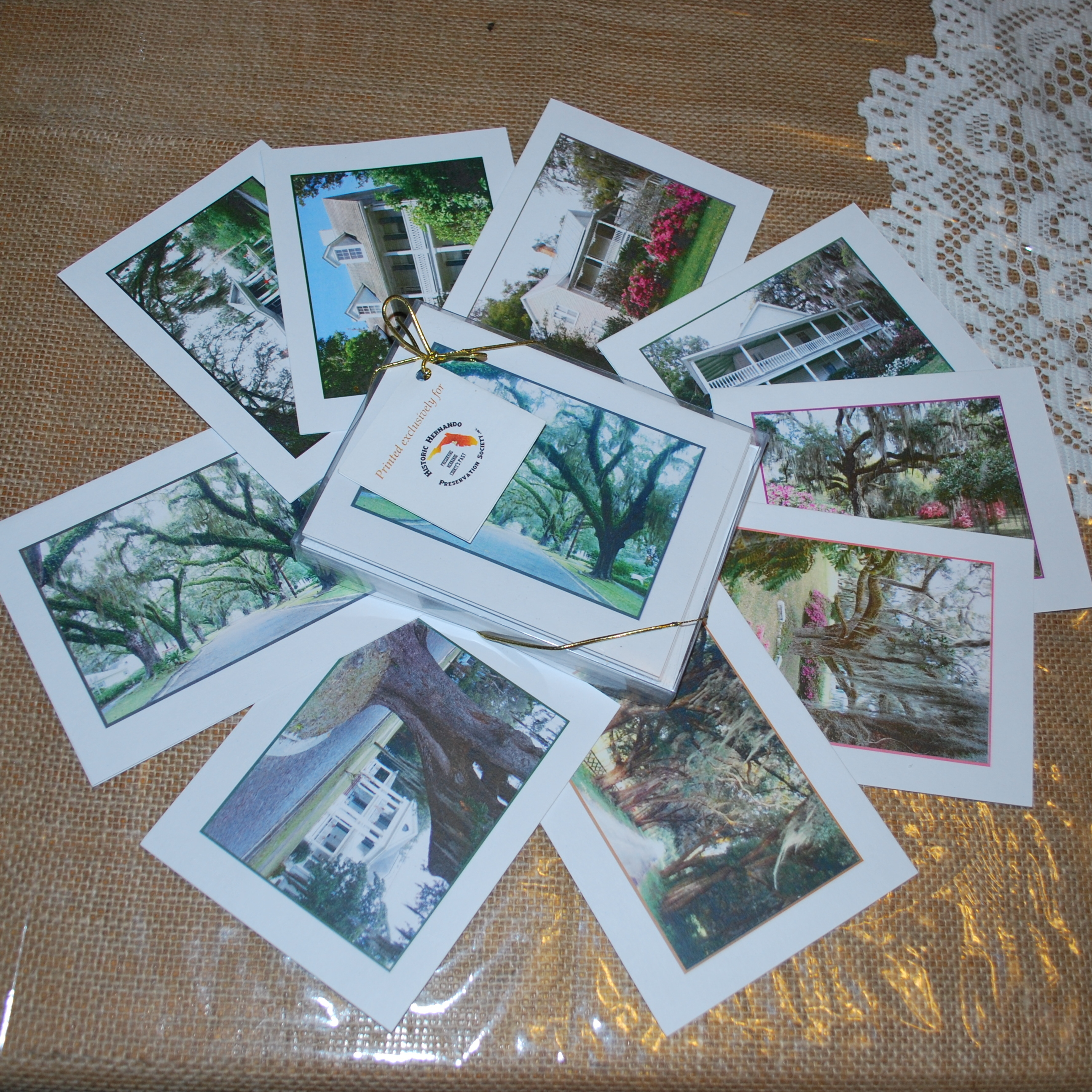 Historic Hernando Note Cards 000000