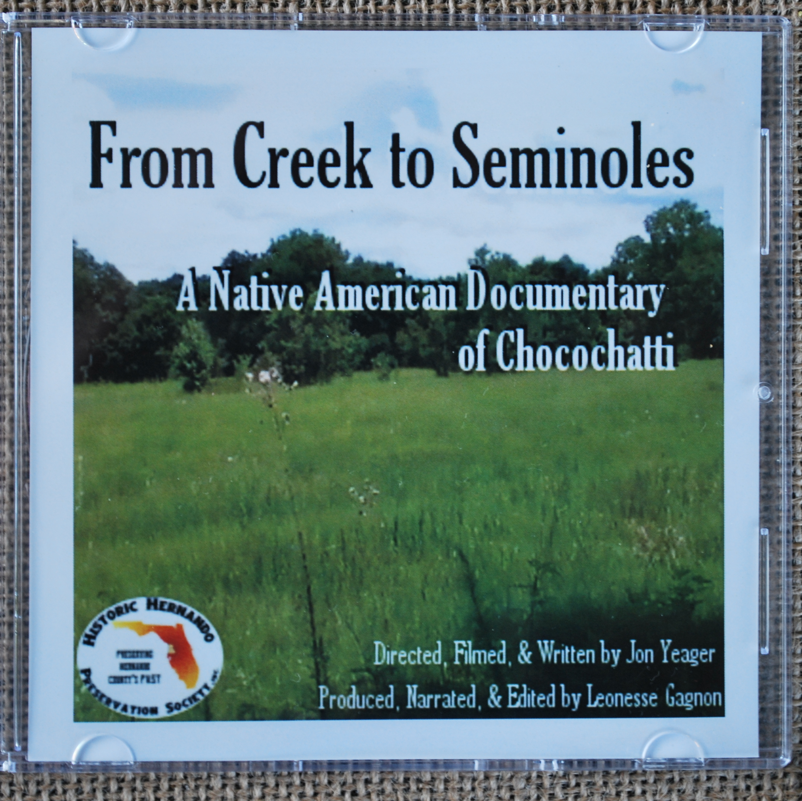 DVD: From Creek to Seminole 00000