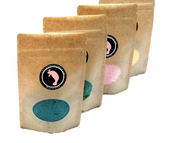 Vegan Sanding Sugar Set