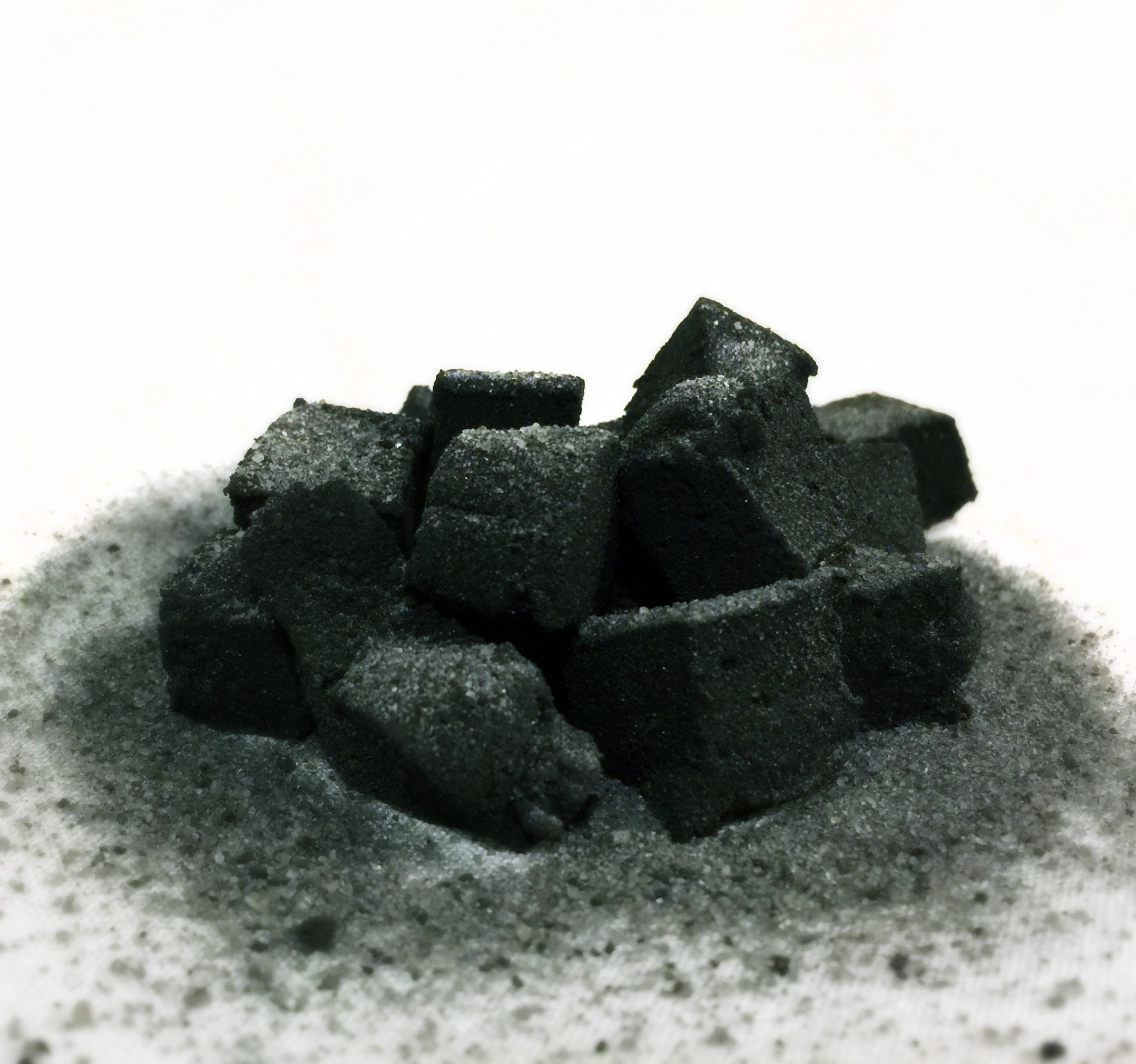 Lump of Coal Organic Mini Marshmallows 00050