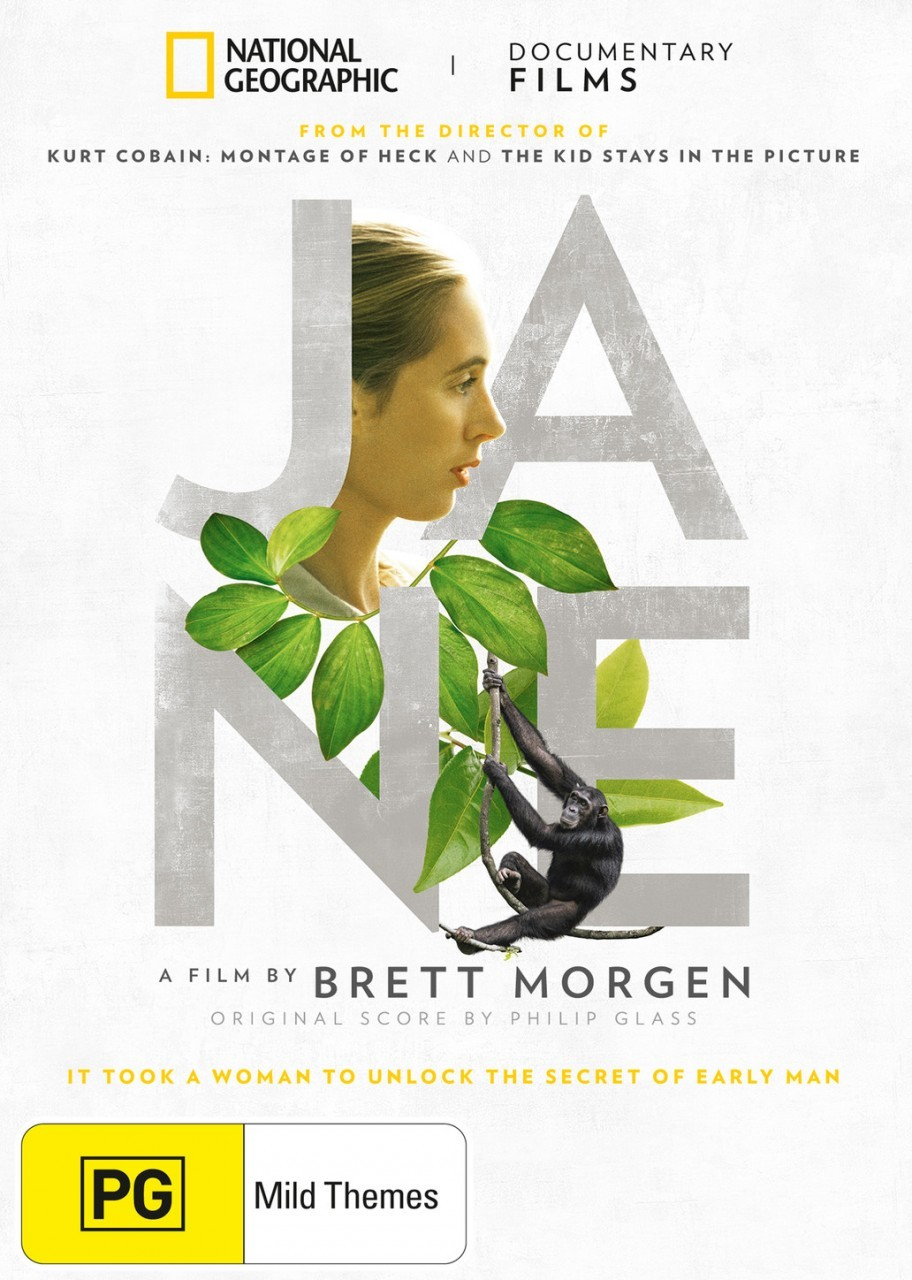 Jane, a National Geographic Movie DVD 00017