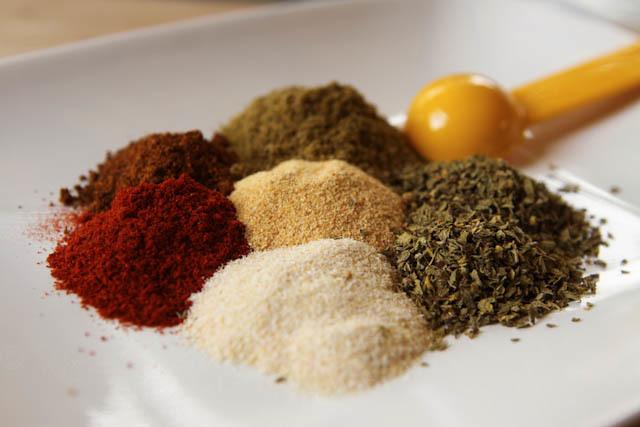 BBQ Spice Rub ~ 4oz tin 0003