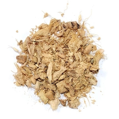 Ginger Whole Dry Slices Spice From North East Of India