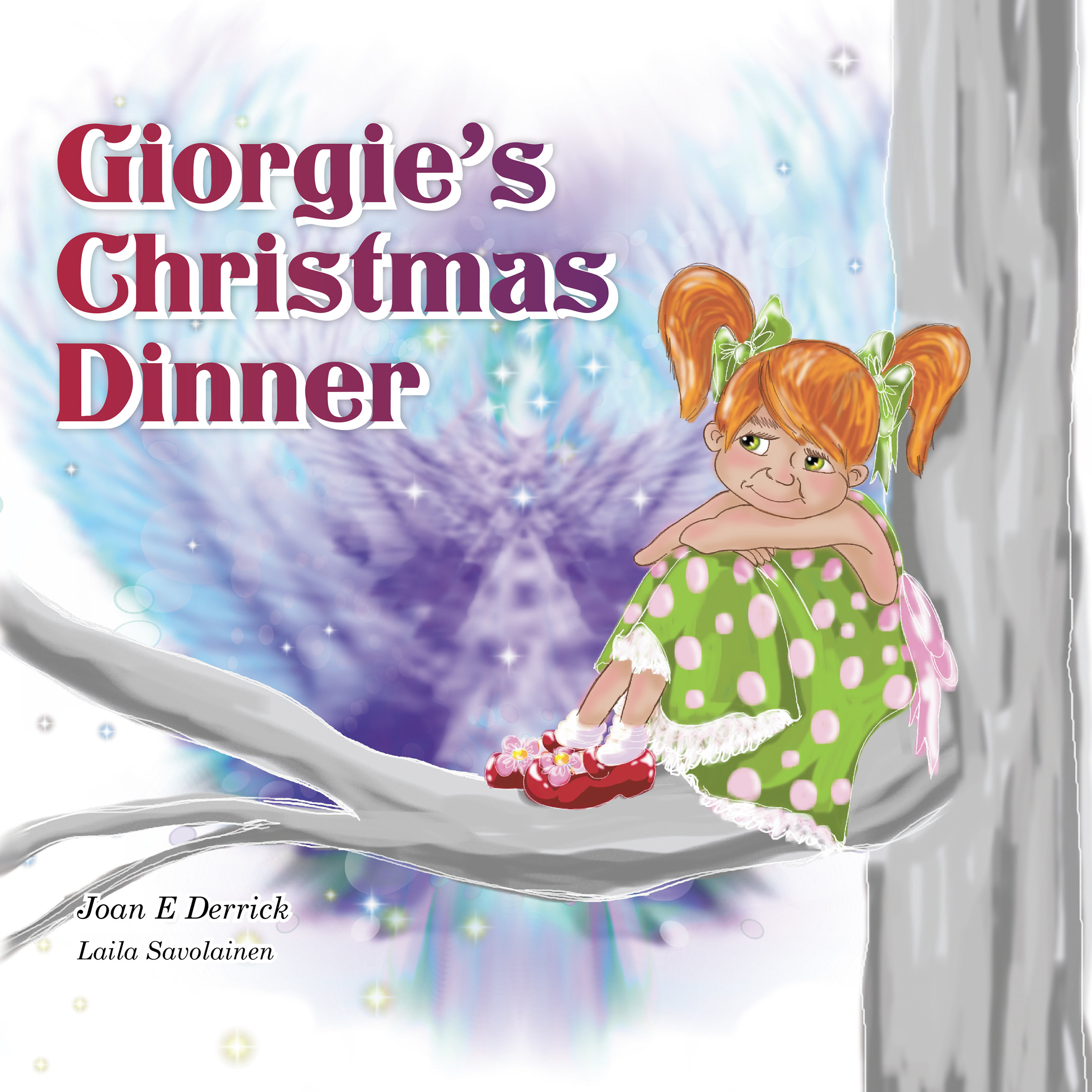 Giorgie's Christmas Dinner- Soft cover 00004