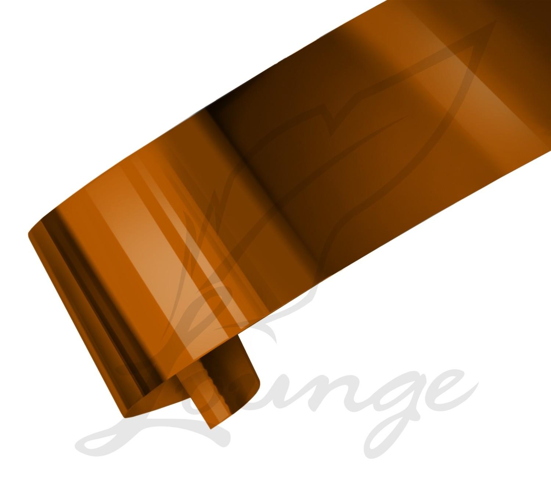 Nageldesign Folie Orange