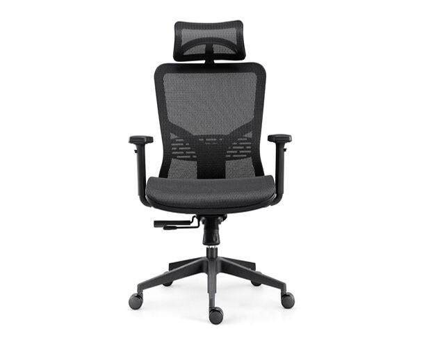 Ofix Korean 111 High Back All Mesh Chair Black
