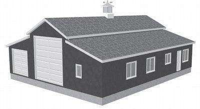 rv garage plan   SDS Plans