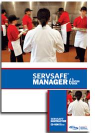 ServSafe® Instructor Manager Toolkit 00016