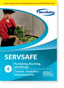 ServSafe®® Purchasing, Receiving, and Storage DVD 00025