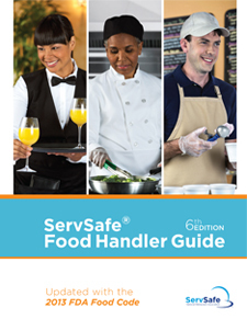 ServSafe® Food Handler Guide (Non-state specific) 00028