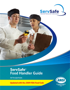 ServSafe® Food Handler Guides (ANSI Approved) 00031