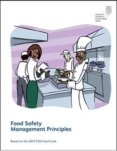 Food Safety Management Principles: Trainer Resource Pack 00106