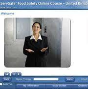 ServSafe International® Food Safety Online Course – Turkish 00178
