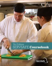 ServSafe® Course Book w/ Scantron Answer Sheet 00011