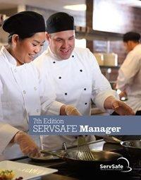 ServSafe® Manager Book w/ Online Exam Voucher 00006