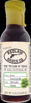 Kiwi Lemongrass Teriyaki Sauce 0000007