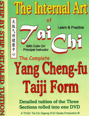 3 in 1 COMPLETE Yang Cheng-fu DVD Detail 0004