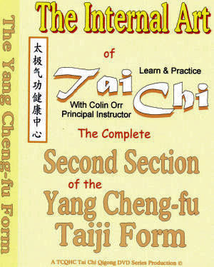 Second Section of the Yang Cheng-fu DVD Detail: 0006
