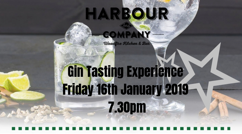 Gin Tasting Experience 18th January 2019 00052