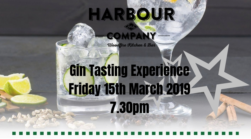 Gin Tasting Experience 15th March 2019 00054