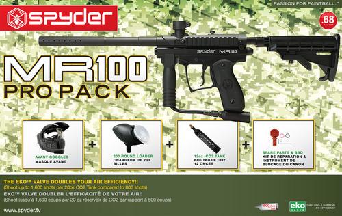 Spyder MR100™ PRO Pack Olive Green 94717-1